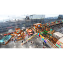 Food outlet concept Oslo Airport