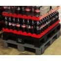 Coca-Cola European Partners byter till klimatsmart returpall