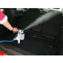 Ozon adé: Tatortreiniger revolutioniert Fahrzeug-Desinfektion