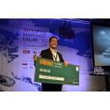 NoseOption vinner Almi Pitch och 100 000 kr