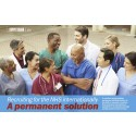 Recruiting for the NHS internationally - A permanent solution