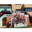 Etappeseier i Fredsløpet - nå jakter juniorlandslaget nye toppresultater