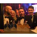 Spoon firar CMA Awards 2016