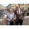 Täby kommun vinnare av 2017 års cykelprestation