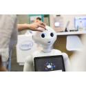 Robotik och smart framtidsteknik för eHälsa visas på Vitalis