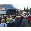 Piteå ställde upp – 100 000 inom räckhåll