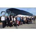 Sveriges Bussresearrangörer rekommenderar svenska turistbussbolagen undvika köra till Paris år 2017