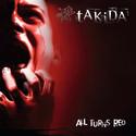 Takida går in etta på topplistan med nya albumet All Turns Red.
