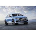 Detroitsalongen: Audi visar SUV i coupe-design - Audi Q8 concept