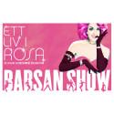 """Nu ställer sig Babsan på scenen för första gången med sin egna föreställning """"BABSAN – Ett liv i rosa!"""""""
