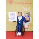 Årets insamlare - volontär: Aron Anderson