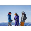Fortsatt stort intresse för alpin skidåkning och ökade intäkter från fastighetsexploatering