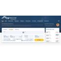 Nu kan du hitta ombokningsbara flygbiljetter via Flygresor.se!