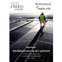 Rapport- Solcellesystemer og sol i systemet