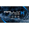 Tre tävlingar i årets RallyX On Ice-mästerskap