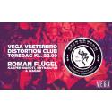 Distortion Club og Miss Draghouse. En uforglemmelig weekend venter i VEGA