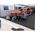 V8 Thunder Car säsongsstartar i Skövde