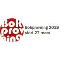 Programmet till årets Bokprovning 2019 är klart!