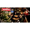 Grandiosa er favorittmat før jul