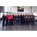 Porsche Center Helsingborg, första spadtaget den 22 oktober!