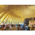 """""""Folkets House"""" – vinnande förslag till Opportunity Space Festival"""
