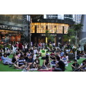 Local Band Shili & Adi Gives Music Treat To Shoppers At ION Orchard