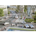 Daimler og Bosch med mål om selvkjørende biler på veien tidlig neste tiår