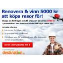 ServiceFinders Nyhetsbrev: Renovera och åk utomlands!