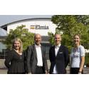 Mer närproducerat och ny matleverantör för Elmia