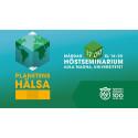 Inbjudan till höstseminarium 17 okt: Planetens hälsa