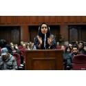 Reyhaneh Jabbari på väg att avrättas
