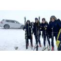 Tionde året med skidor – Volkswagen och svenska längdlandslaget förlänger samarbetet