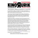 KinoRurik XVII, rysk filmfestival i Uppsala och Stockholm