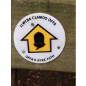 Follow the acorn, sweet Cariad -– Offa's Dyke from end to end