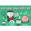 Get your mail noticed