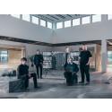 GRO36 / Nytt coworking space i Jönköping där startups möter creatives och tech