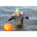12-year-old swimmer tackles Great North Swim for the Stroke Association