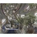 Le Royal Monceau - Raffles Paris Exhibits the Works of Photographer Jean-Francois Rauzier