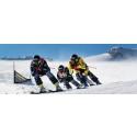 Skicrosslandslaget lovar pallplatser i Val Thoréns!