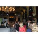 Lyxtorsdag på Café Opera i Stockholm