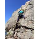 Bergsklättring - 0 meter från havet