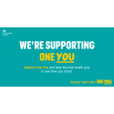 Bury backs One You healthier lifestyles campaign