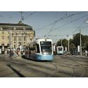 Sommarens spårarbeten i Göteborg