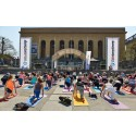 500 platser släpps till premiären av Yoga Run