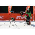Europamesterskap på ski for skogsektoren