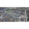 Se Københavns nye bydel skyde op ad jorden