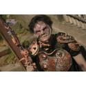 Premiär för #clubdynamo! Lär dig göra zombiesminkning och skräckfilmseffekter