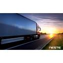 Fältcom levererar IoT enheter till Nestes nya tjänst SmartTruck, i samarbete med Telia
