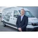 MANs varebilchef Nicolai Sperling er glad for at kunne gå i markedet med den nye MAN TGE med en længere garanti på reservedele end konkurrenterne