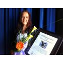 Uddevalla kommuns folkhälsopris går till Ulrika Engelbrektsson